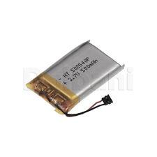 502540P, Internal Lithium Polymer Battery 3.7V 500mAh 50x25x40mm
