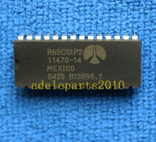 1pcs R65C51P2 G65SC51PI-2 Asynchronous Communications Interface Adapter