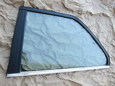 BMW E30 Left Rear Window Glass Drivers Side Coupe 325e 325i 325is