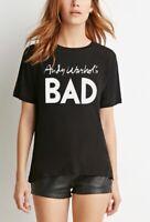 Andy Warhols Bad Worn By Debbie Harry of Blondie PH322 UNISEX BLACK T-SHIRT