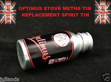 OPTIMUS Fornello Spirito metilico Tin Bottiglia Primus Stufa metilati Spirito bottiglia di latta