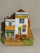 International Resourcing Figurine- Cluny & Cluny Real Estate Broker- 1996