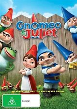 Gnomeo and Juliet NEW R4 DVD