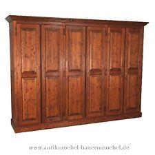 Kleiderschrank,Schlafzimmerschrank,Schrank,Massiv,Landhausstil/-möbel, Weichholz