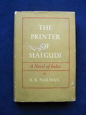 The Printer of Malgudi by R.K. Narayan