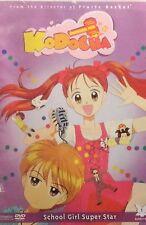 KODOCHA SCHOOL GIRL SUPER STAR Volume 1 Four Episodes + Extras D-FRUIT BASKET