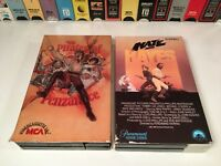 * 80's Pirate Comedy Betamax NOT VHS Lot Nate And Hayes Pirates Of Penzance Beta