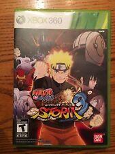 Naruto Shippuden Ultimate Ninja Storm 3 Xbox 360
