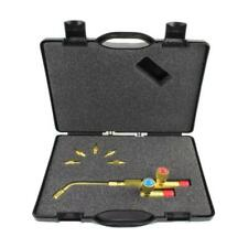Lead Burning Gas Torch Kit Model O Cw Custodia Amp Tips Brazing Jewellers E117