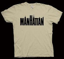 T-SHIRT DONNA WOODY ALLEN MANHATTAM MOVIE WHY SO VINTAGE DK0040A