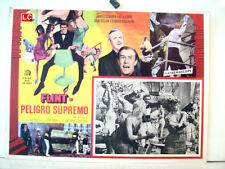 ¡ONLY AVAILABLE 24h.!/ OUR MAN, FLINT/JAMES COBURN/1965/OPTIONAL SET/55174/1 MEX