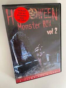 Halloween Monster Box - Vol. 2 | DVD h7
