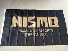 Nismo Motorsport Nissan Skyline Silvia 350Z GT garage workshop flag banner