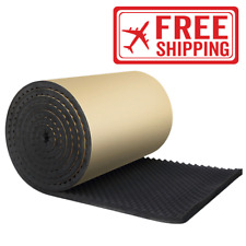 Soundproofing Foam Acoustic Double Layer Wall Absorbing Sound Isolation Studio