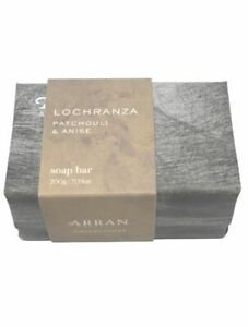 Arran Sense Of Scotland Lochranza Patchouli & Anise Soap Bar 200g