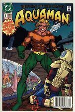 Aquaman 1 - Movie Coming - High Grade - Newsstand - 9.4 NM