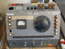 Canadian Aviation Electronic Relay Tester Vintage