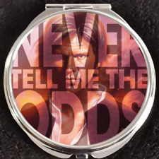 Han Solo Never Tell Me the Odds Star Wars Disney Makeup Compact Double Mirror