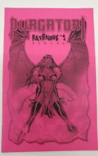 NEW Purgatori: Ravenous #1 Ashcan Standard Edition Chaos Comics limited to 999