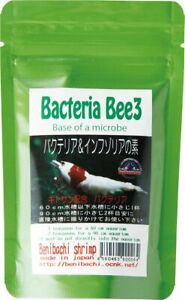 BENIBACHI BACTERIA BEE 3  Bacter Enzymes Shrimp Food Crystal Red Cherry