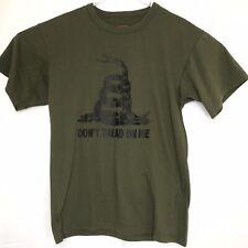 Rothco Short Sleeve Mens Large DON'T TREAD ON ME T-Shirt