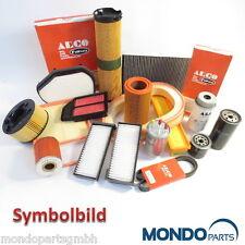 Original ALCO Innenraumfilter für Chevrolet, Opel und Saab Modelle - MS-6398C *