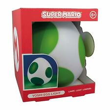 Super Mario Yoshi Egg Light Officially Licensed Product Fun Bedroom Desk Lamp