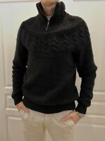 louis vuitton pullover Troyer Wool XL