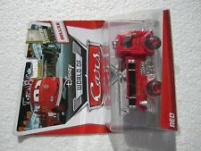 🎄 DISNEY PIXAR CARS RED THE FIRE TRUCK DELUXE NEW