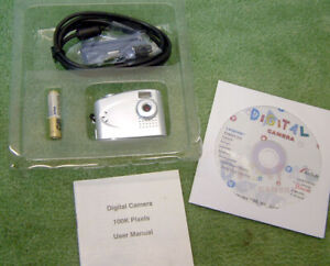 Novelty Miniature Digital Camera for the Kids or Just a bit of Fun