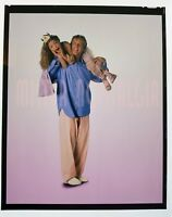 """Vintage Photo 1994 color slide 8x10"""" transparency Nick Nolte I'll Do Anything"""