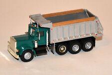 Custom Herpa Promotex Peterbilt 1/87 Ho Scale Tri Axle Dump Truck