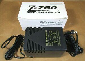 MTH RAIL KING Z-750 HOBBY TRANSFORMER POWER UNIT w/50-1012 IR REMOTE & LOCK-ON