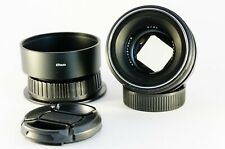 Helios 44-2 58mm lens with square bokeh for Canon DSLRs