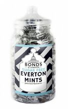 BONDS SUGAR FREE - EVERTON MINTS - 2KG JAR, TRADITIONAL CHEWY SWEETS GIFT XMAS