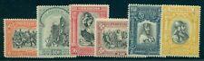 Portugal #447-52 Third Independence Issue, high value in set, og, Lh, Vf