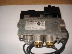 Mertik Maxitrol GV36 Gas Fire Control Valve,GV36-C1AOAKPL-0002 Remote Upgradable