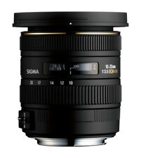 Sigma 10-20mm F3.5 EX DC HSM Lens for Canon Mount Digital SLR