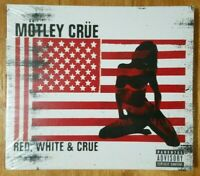 MOTLEY CRUE - Red White & Crue 2005 - 2 CD's Set NEW Sealed