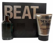 BURBERRY THE BEAT FOR MEN GIFT SET WITH EDT SPRAY 50 ML+SHOWER GEL 100 ML (D)