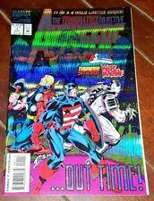 Avengers #1, (1993, Marvel): The Terminatrix Objective!