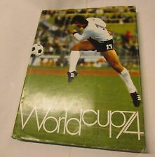 World cup 74 raro libro sul calcio in 4 lingue
