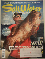 Saltwater Sportsman Magazine January 2015 Fine-Tune Your Gaff Technique Sailfish