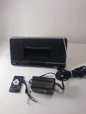 JVC NX-PN7 Portable Audio System with Dual iPod Dock AM FM Radio