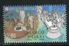CROATIA 1995 MARCO POLO'S/VOYAGE/CHINA/EXPLORER/CASTLE/SHIP/FAMOUS PEOPLE/ANIMAL