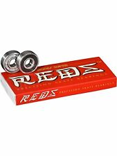 Bones Super REDS Skateboard Bearings - 8 Pack