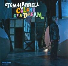 "New CD Tom Harrell ""Colors of a Dream"" Wayne Escoffery (High Note) free US ship"