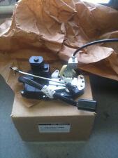 MGF MGTF FRONT DOOR LOCK NS LH BRAND NEW + CENTRAL LOCKING & ALARM FQJ102271PMA