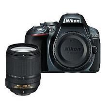 Nikon D5300 DSLR Camera with 18-140mm Lens (Grey)