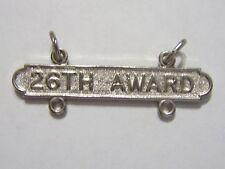 26th AWARD RIFLE EXPERT CLASP BAR USMC